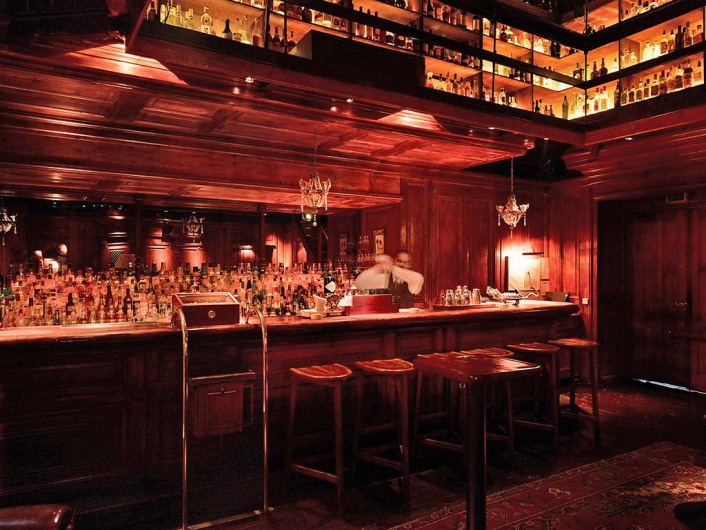 Bar Planter's Club em Viena