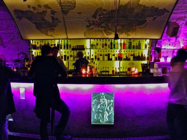 Vodka Bar Propaganda em Praga