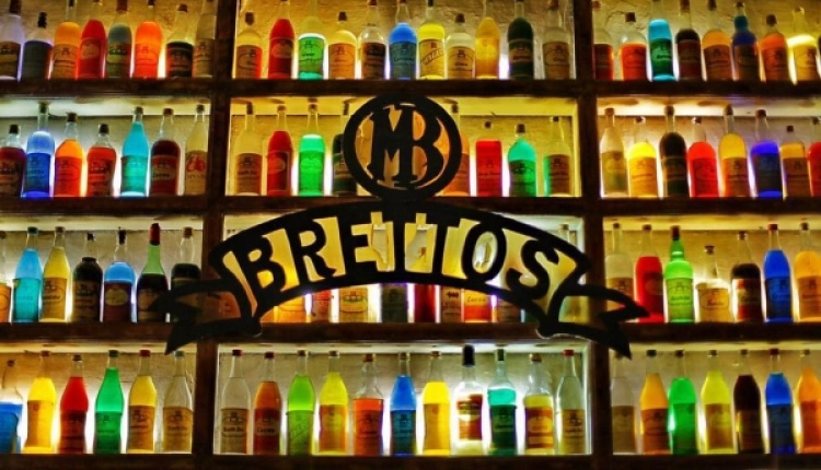 Bares em Atenas