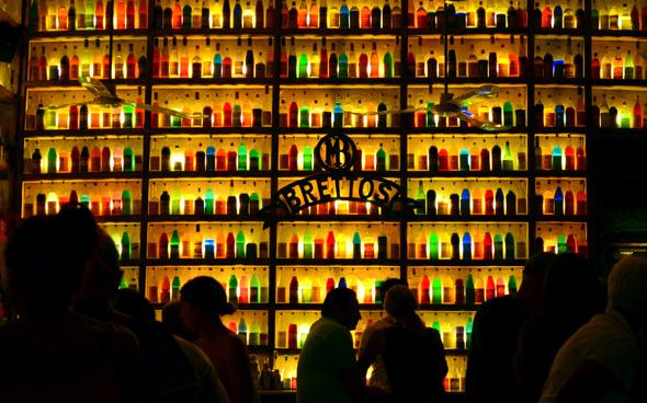 Brettos Bar em Atenas