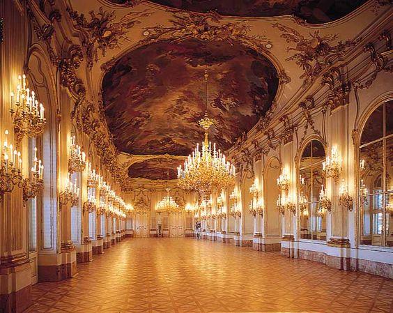 Castelo em Viena