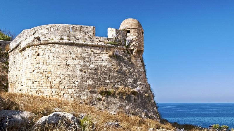 Castelos Venezianos em Creta