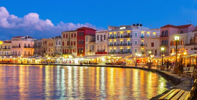 Chania em Creta