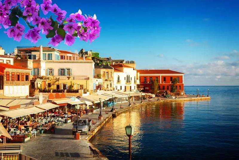Pontos turísticos em Creta | Grécia
