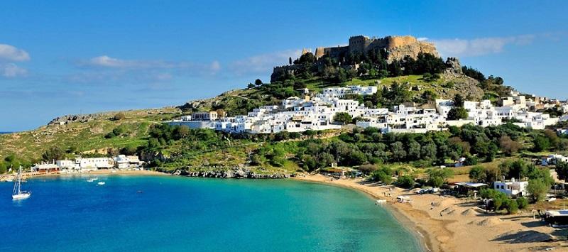 Onde ficar na ilha de Rodes | Grécia