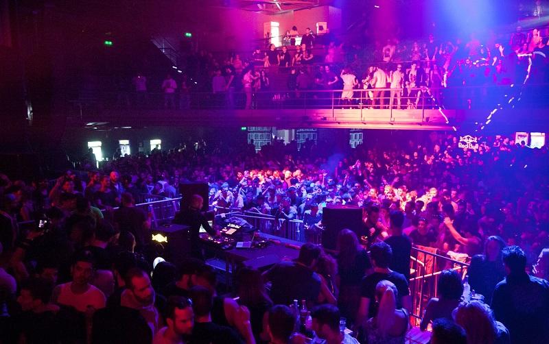 Club Blend em Atenas