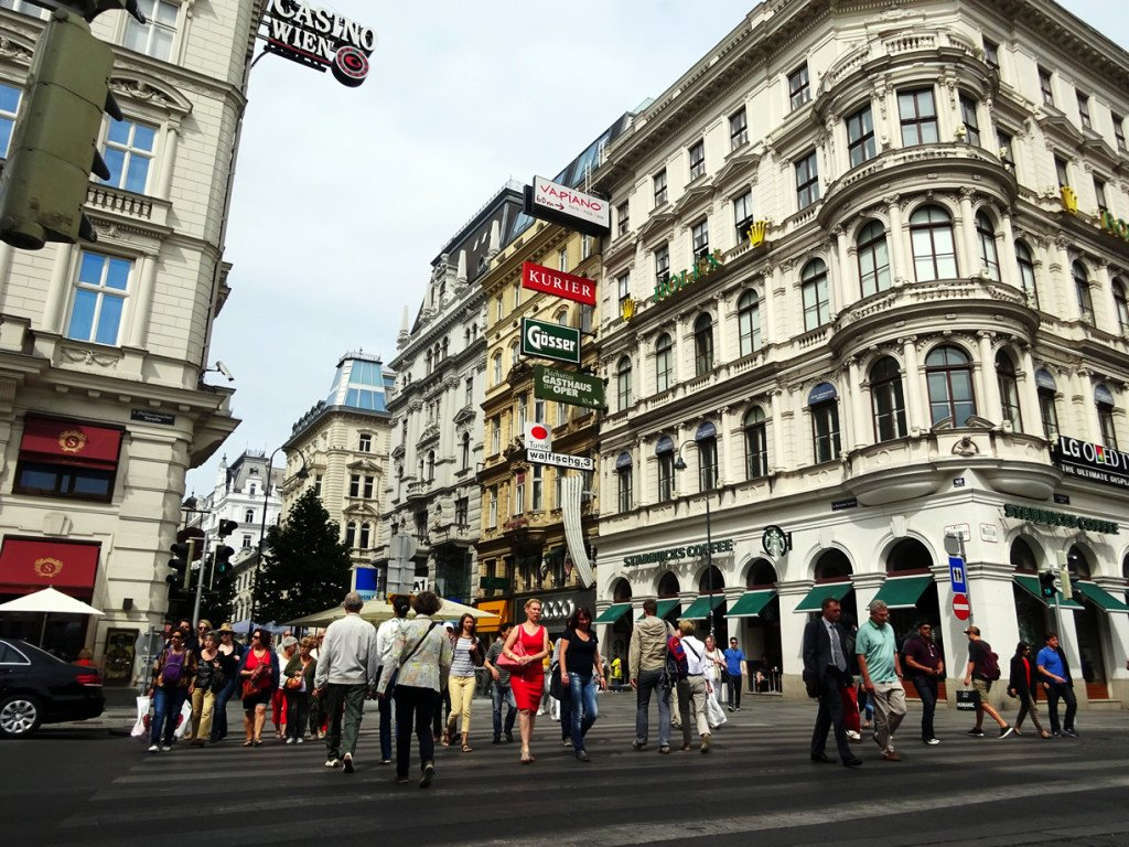 Innere Stadt em Viena