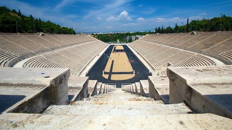 Estádio Panathinaiko em Atenas