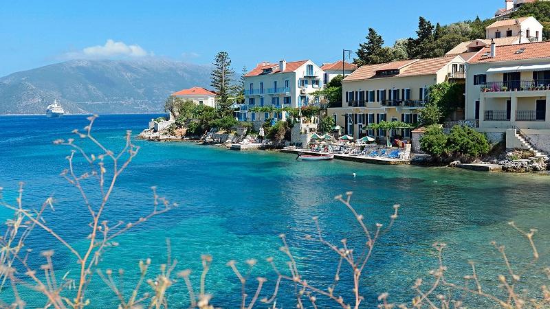 Onde ficar na ilha de Cefalônia | Grécia