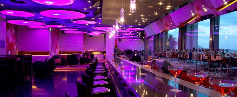 Bar em Atenas