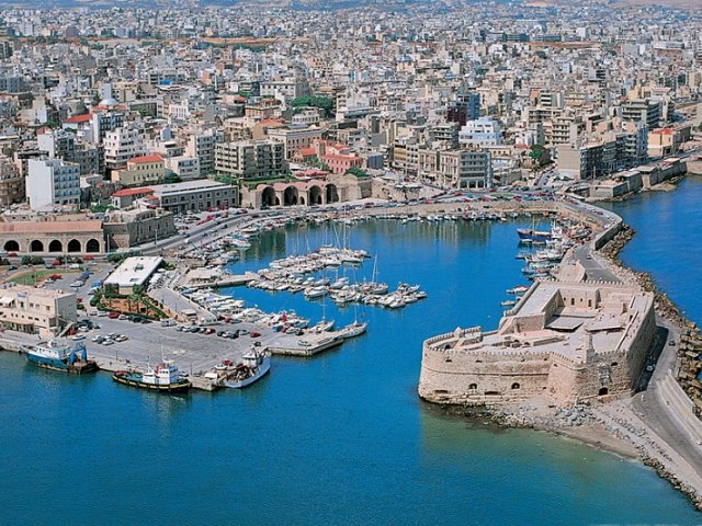 Onde ficar na ilha de Creta | Grécia