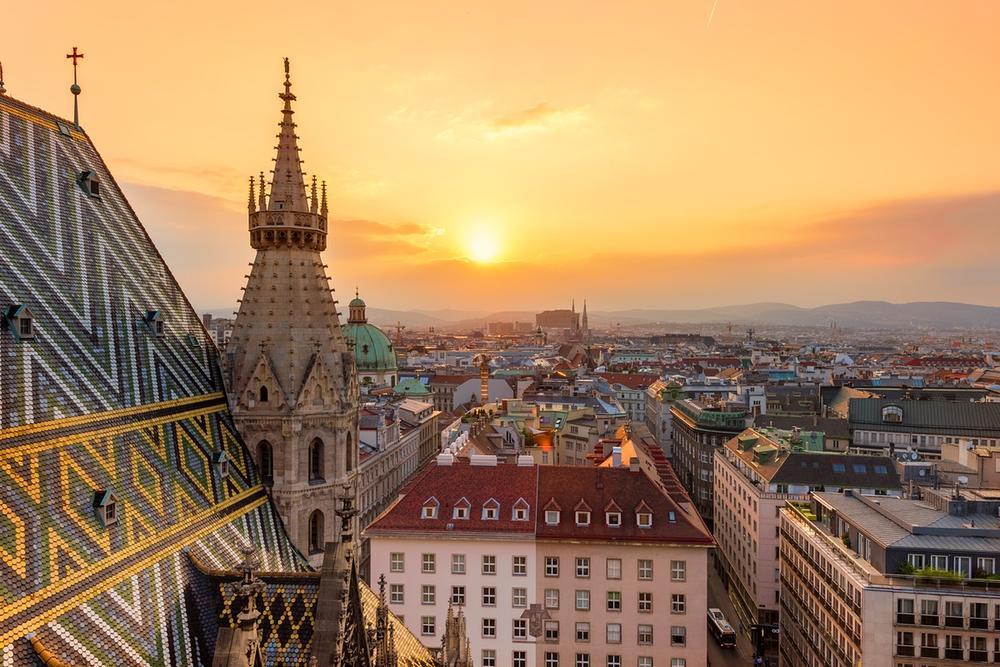 Catedral de Santo Estêvão em Viena