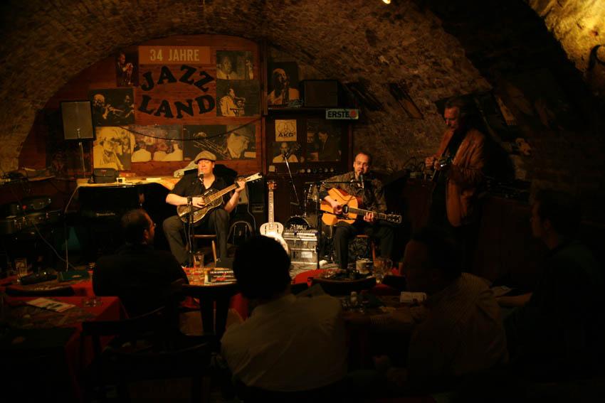 Bar Jazzland em Viena