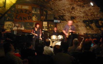 Balada Jazzland em Viena