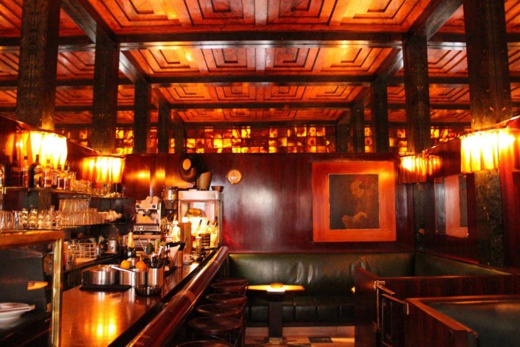 Loos-Bar em Viena