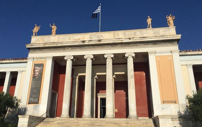 Pontos turísticos em Atenas   Grécia