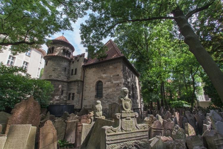 Museu Judeu em Praga