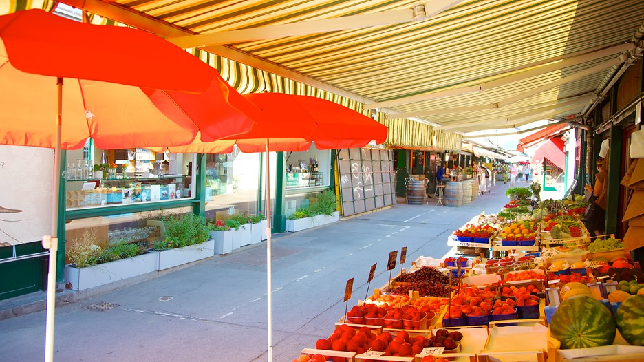 Naschmarkt em Viena