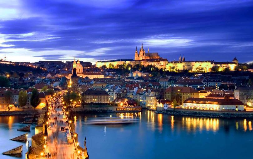 O que fazer à noite em Praga na República Checa