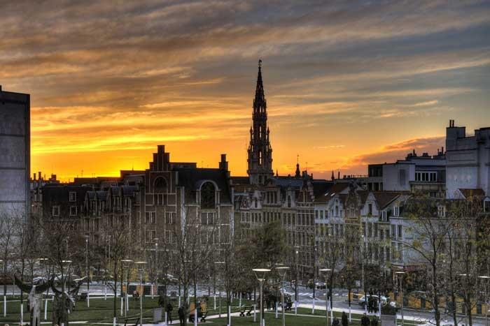 Onde ficar em Bruxelas na Bélgica