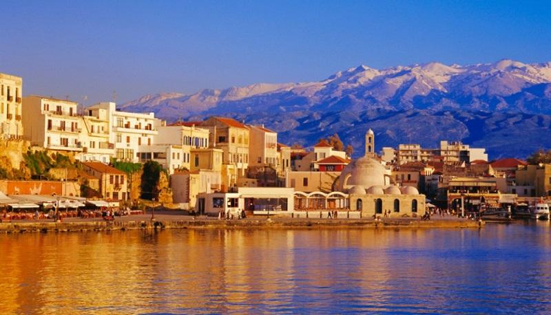 Ilha de Creta na Grécia