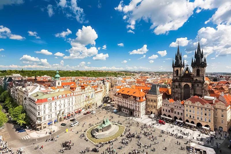 Fuso Horário de Praga X Brasil | República Checa