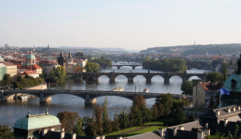 Praga na República Checa