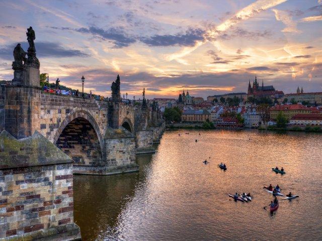 Clima e temperatura em Praga | República Checa