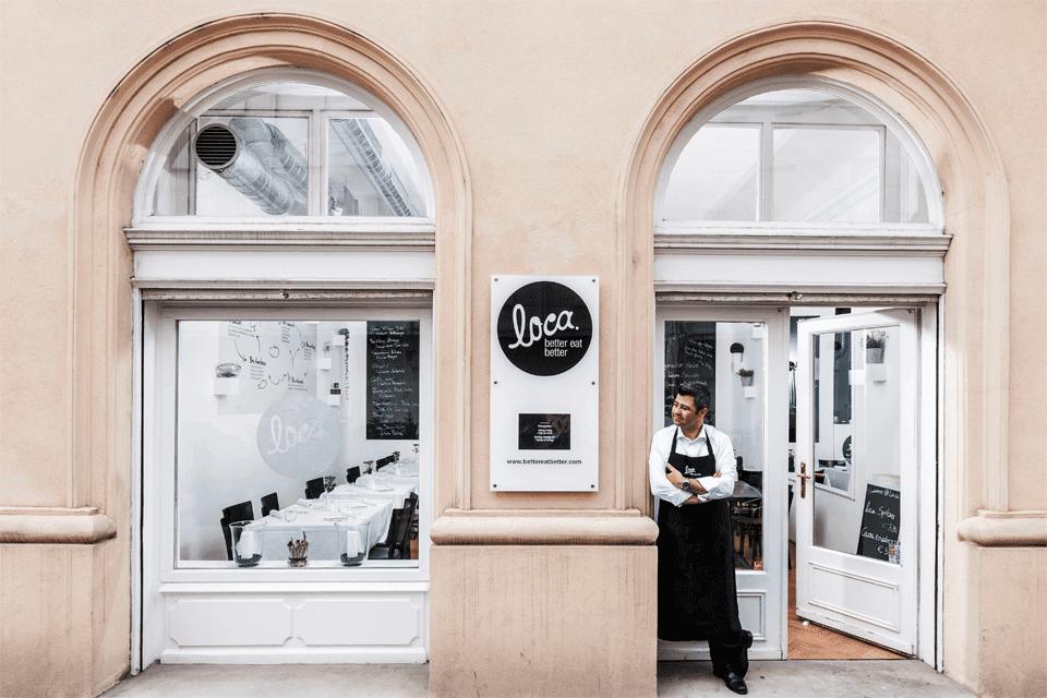 Restaurante Loca em Viena