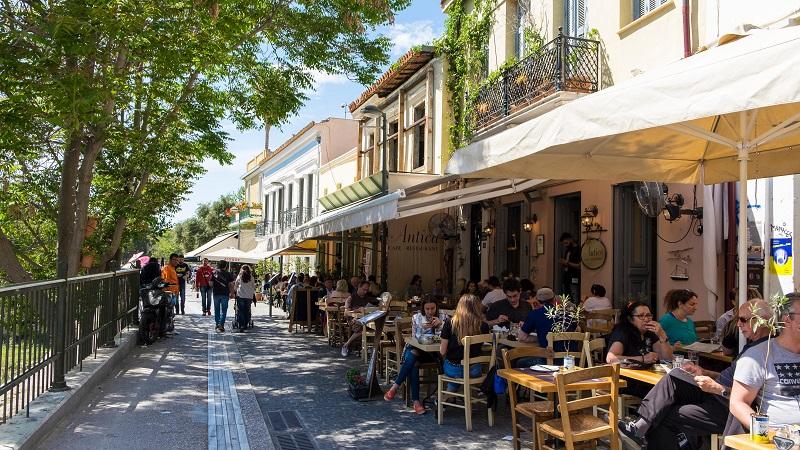 Restaurantes em Atenas | Grécia
