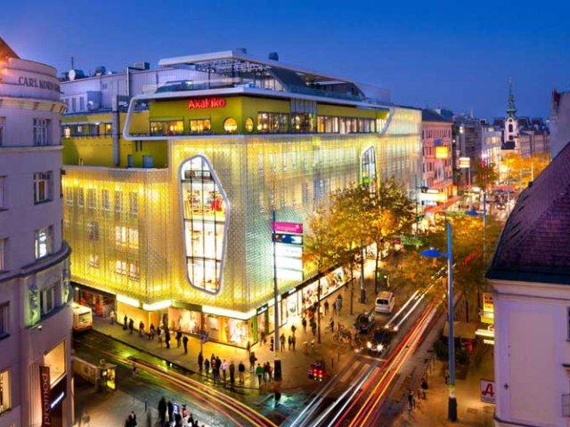 Shoppings em Viena | Áustria