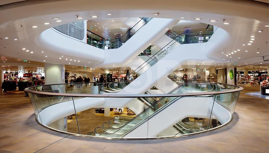 Shopping Gerngross em Viena