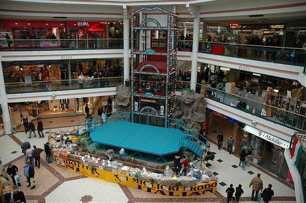 Shopping Lugner City em Viena