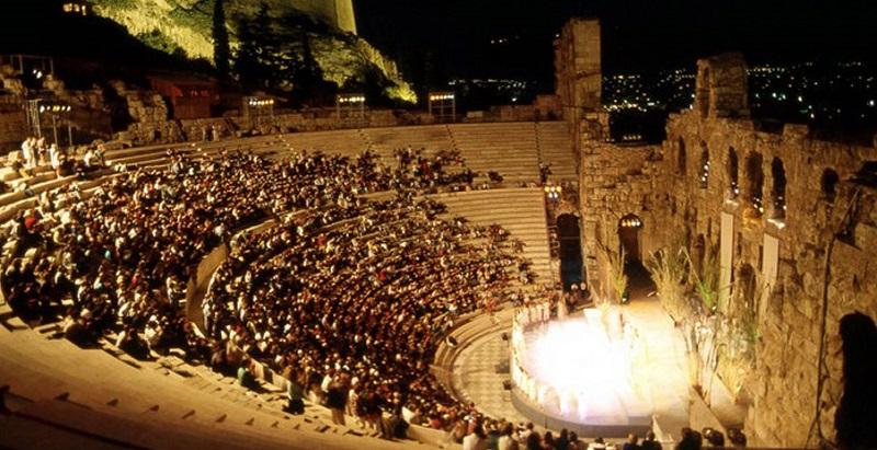 Teatro de Herodes em Atenas