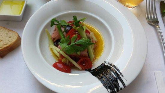 Restaurante Trattoria Toscana La No em Viena