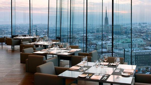 Restaurante em Viena