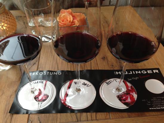Leo Hillinger Wineshop & Bar em Viena