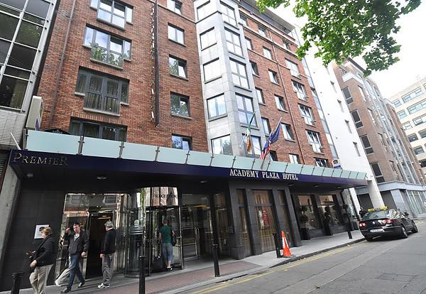 Best Western Plus Academy Plaza Hotel em Dublin