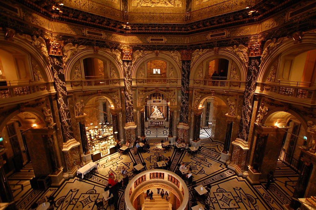 Museu da História da Arte em Viena | Áustria