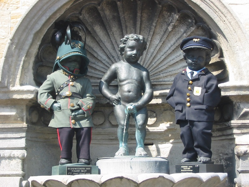 O que fazer com crianças em Bruxelas na Bélgica