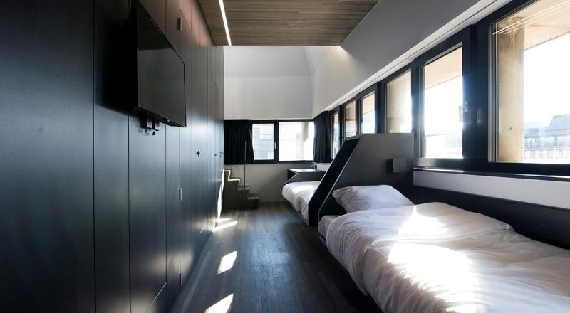 Sleep Well Youth Hostel em Bruxelas
