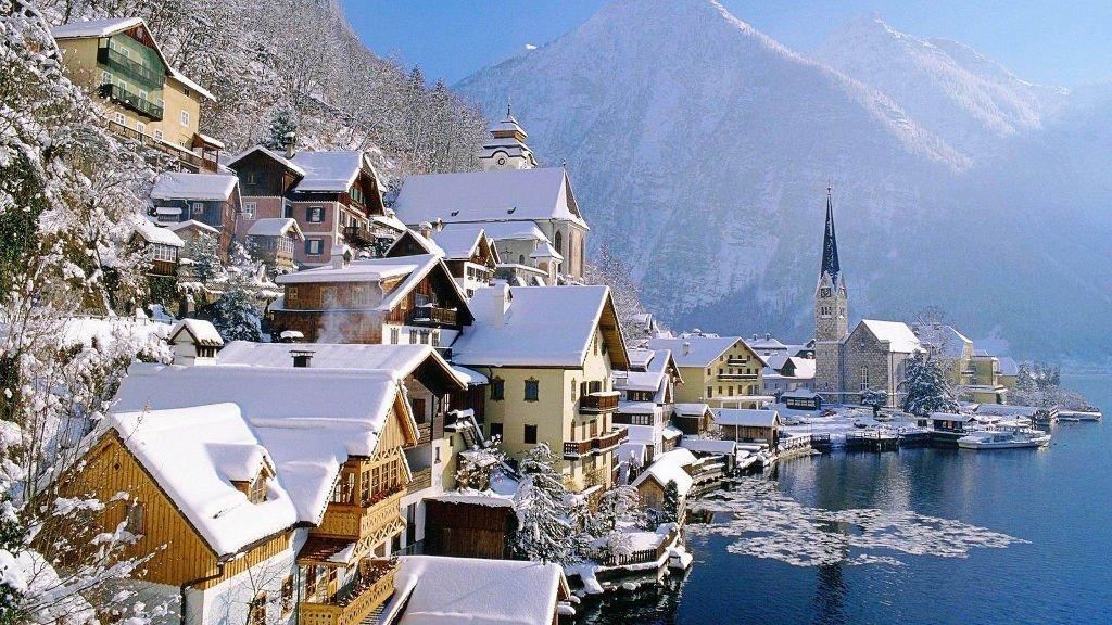 Clima e temperatura na Áustria