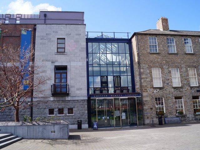 Biblioteca Chester Beatty | Irlanda