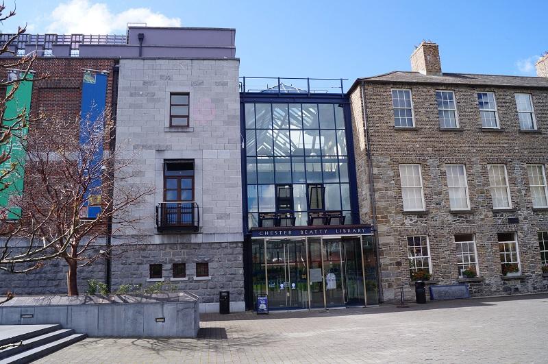 Biblioteca Chester Beatty em Dublin