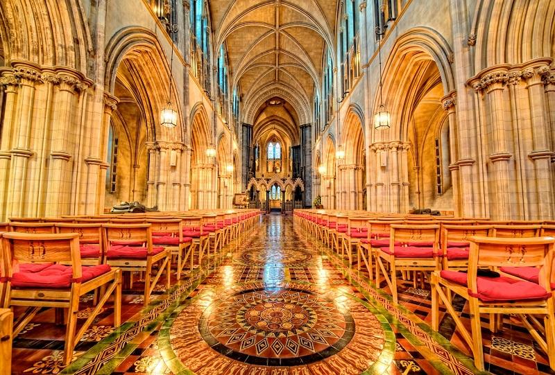 Catedral Igreja de Cristo em Dublin