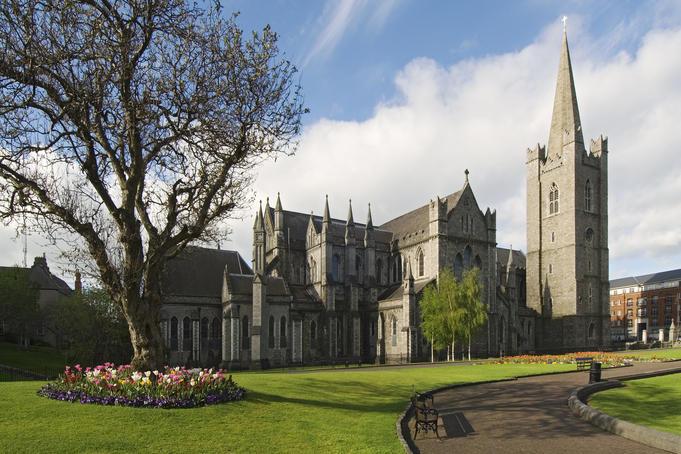 Catedral de São Patrício em Dublin