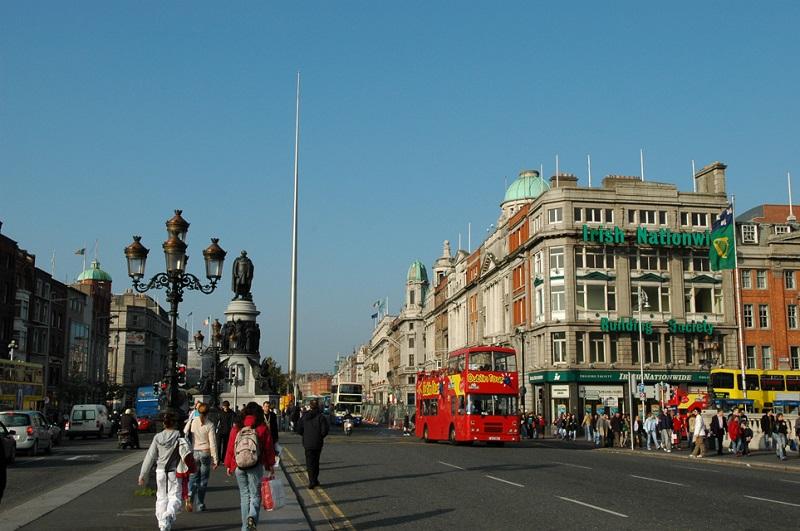 Região do centro de Dublin