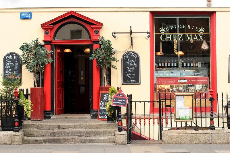 Restaurante Chez Max na Irlanda