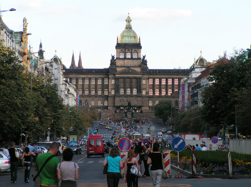 Cidade Nova em Praga