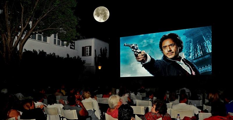 Cine Manto em Mykonos
